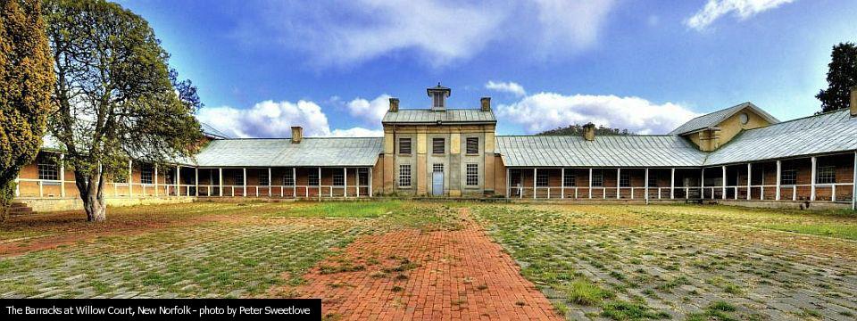 06 Willow Court Barracks – Peter Sweetlove?